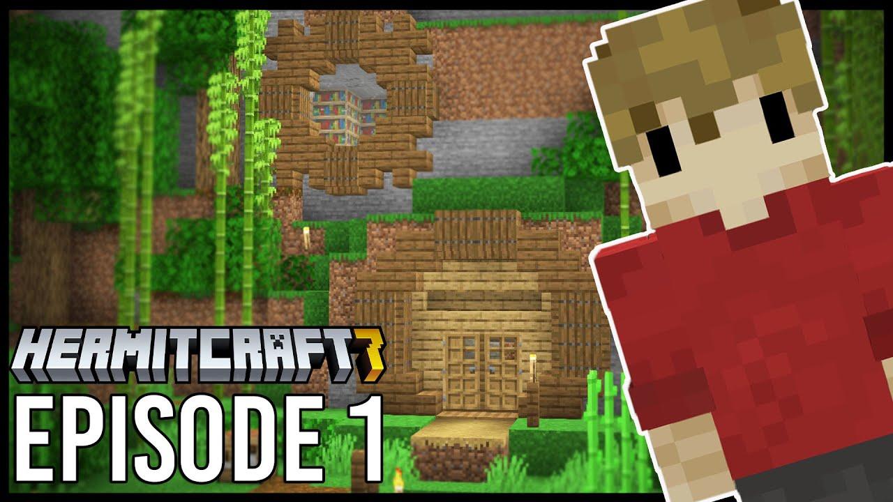 Download Hermitcraft 7: Episode 1 - HERE WE GO!