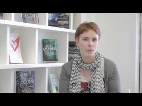 BROKEN HARBOUR - interview with Tana French
