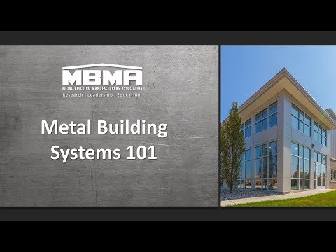 Metal Building Systems 101