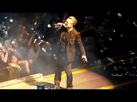 "U2 / 4K / ""The Crystal Ballroom"" (LIVE WORLD PREMIERE) / United Center, Chicago / June 29th, 2015"