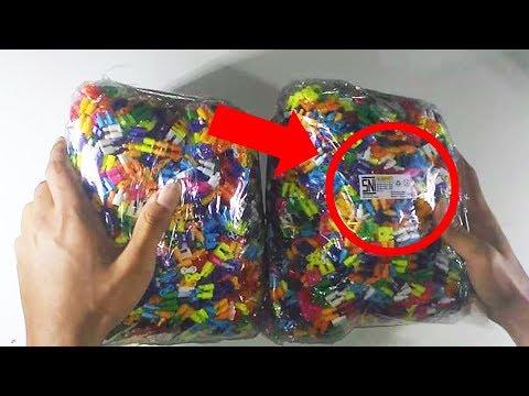 UNBOXING LEGO MINISET ?? Apaan Tuh ???