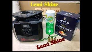 The Best Homemade Case Cleaner, Lemi Shine (AMAZING)..!