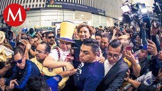 Euforia en llegada de Memo Ochoa a México