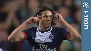 Goal Edinson CAVANI (68') - AS Saint-Etienne - Paris Saint-Germain (2-2) - 2013/2014