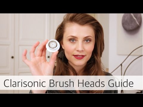 Clarisonic Brush Heads Guide | SocialBeautify