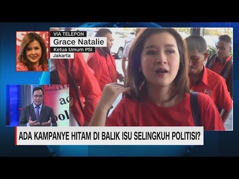 Grace: Banyak Partai Baru, Mengapa PSI Terus Diserang? Mp3