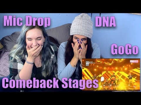 "BTS ""Her"" Comeback Stages (Fan Reaction)"