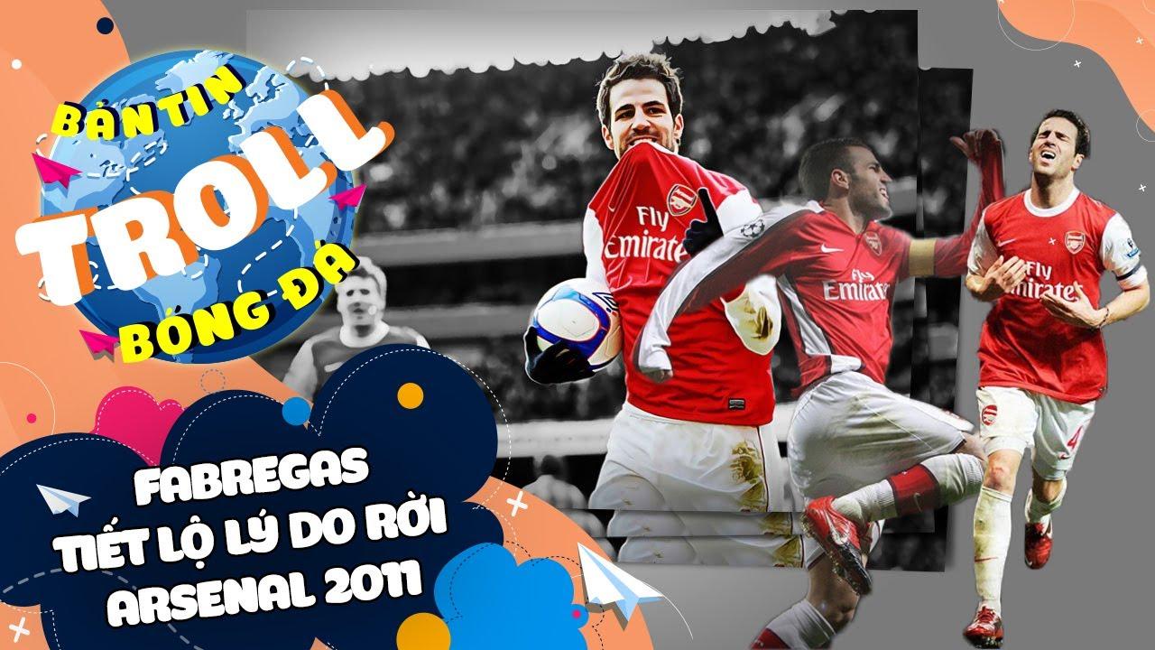 BẢN TIN TROLL BÓNG ĐÁ 26/3: Pỏn Hub miễn phí toàn cầu | F4 tiết lộ lý do rời Arsenal