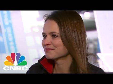 Silver Medalist Sasha Cohen On Life After The Olympics | CNBC ...