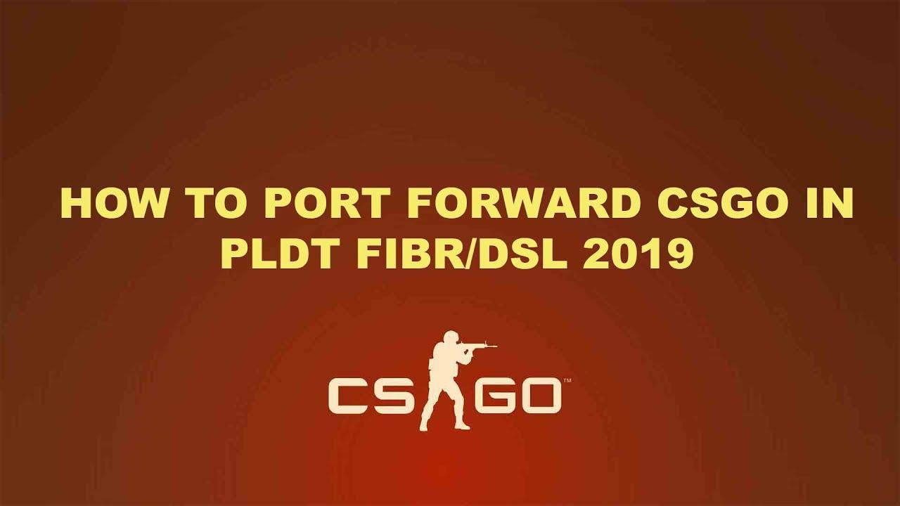 Paano Mag Port Forward Sa PLDT Fibr/DSL 2019