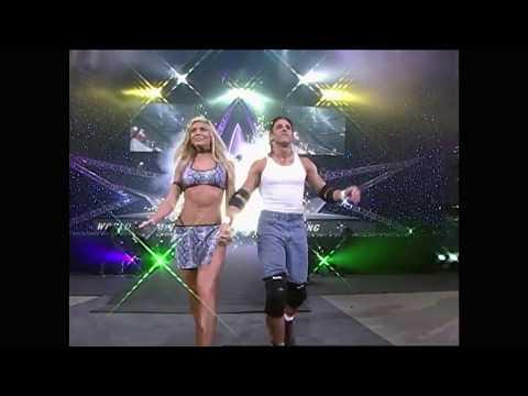 WCW Vampiro & Kidman vs The Artist & La Parka