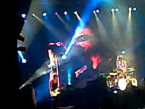 KINGS OF CHAOS - Burn, Communication breakdown & Immigrant song [Live in Paraguay 27/11/2013]