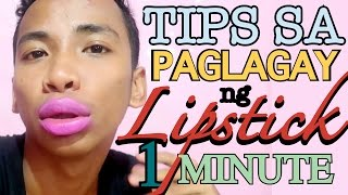 MAHIHIYA SI KYLIE JENNER DITO (Lipstick Tayo!) | MEMA MAKEUP #4