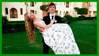НАША СВАДЬБА Свадебное Видео КАК Я Выходила Замуж Ната Лайм NataLime