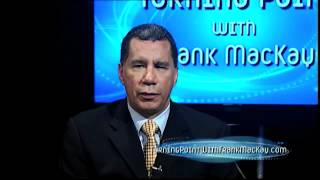 Turning Point with Frank MacKay - former New York Governor David Paterson (Part 2 of 2)
