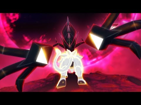 【AMV/GMV】Pokémon Ultra Sun And Moon Necrozma/3DS