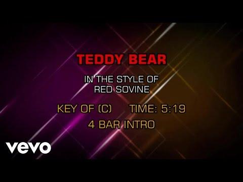 Red Sovine - Teddy Bear (Karaoke)