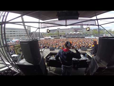 DJ JEAN Ft Maron Hill Kingzday Eindhoven 2015