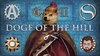[2015] Crusader Kings 2 - Doge of the Hill - Arumba, Shenryyr, Steejo, Solar Gamer