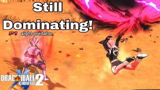 SSB Goku Is WEAK To This! Female MAJIN Custom Characters Still DOMINATE! Dragon Ball Xenoverse 2