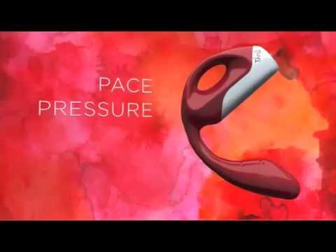 Вибростимулятор we-vibe thrill red видео
