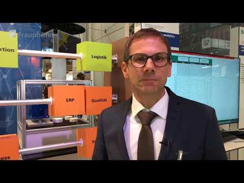 Data Analytics im Supply Chain Management - Hannover Messe 2018