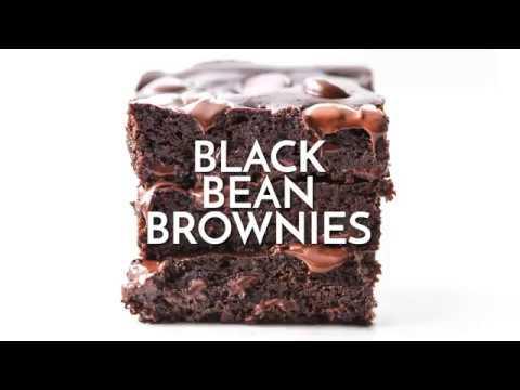 The BEST Black Bean Brownies Recipe