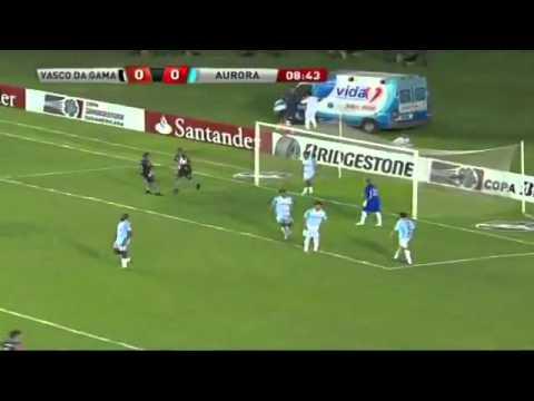 Bernardo Goal Skill  Mejor Gol del Vasco 8x3 Aurora