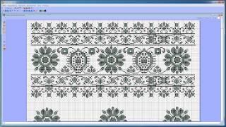 Вышивание крестом Сравнение программ Pattern Maker и myriaCross для вышивания