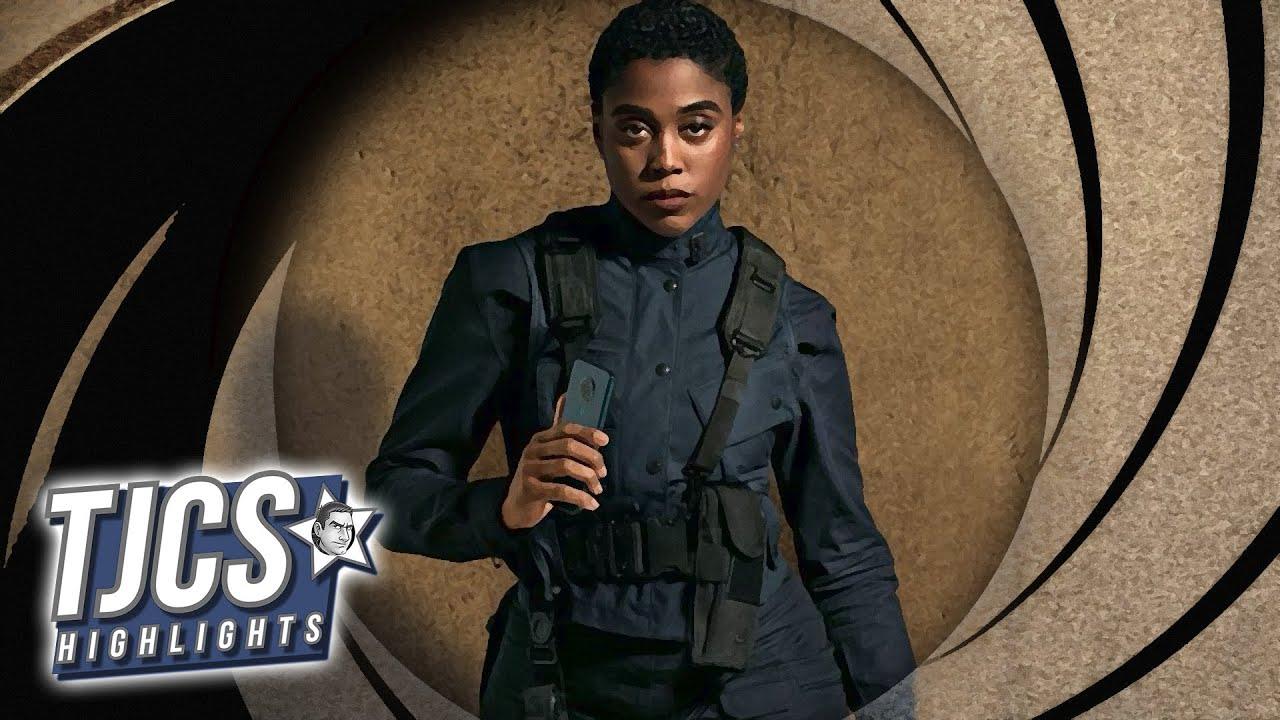 Lashana Lynch Confirmed As The New 007