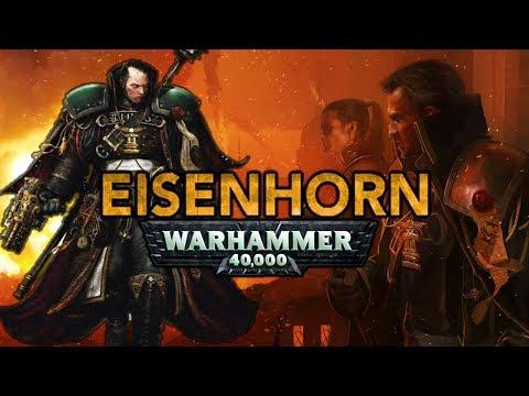 WARHAMMER COMES TO TELEVISION! - Inquisitor Eisenhorn Warhammer 40k TV Series  