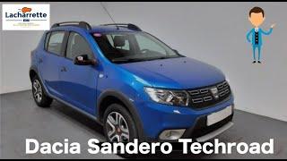 ❌ARRIVAGE❌ Dacia SANDERO TCe 90 finition TECHROAD