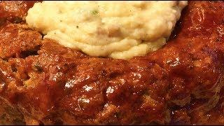Instant Pot Best Ever Meatloaf & Mashed Potatoes