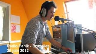 Studio 2 Production - Interview à Radio Panik à Bruxelles
