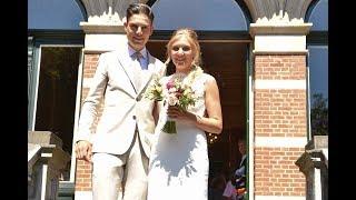 Wout Van Aert getrouwd