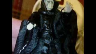 STAR WARS : THE LEGACY COLLECTION EMPEROR PALPATINE REVIEW
