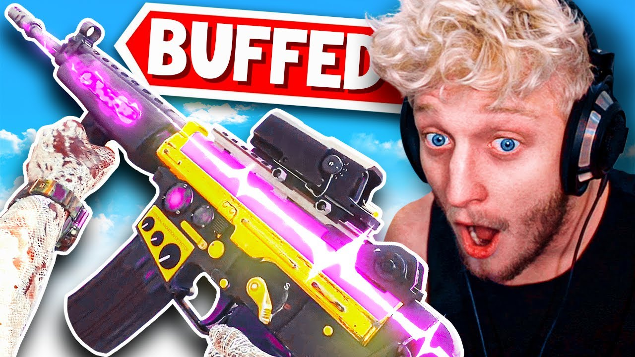 Download the BUFFED KRIG 6 is actually broken in Warzone... (40 KILLS SOLOS)