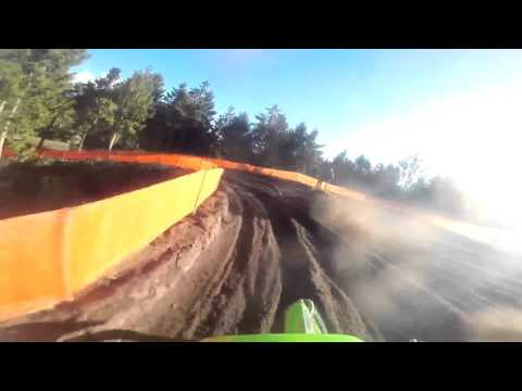 Motocross track Mon Heerde Netherlands