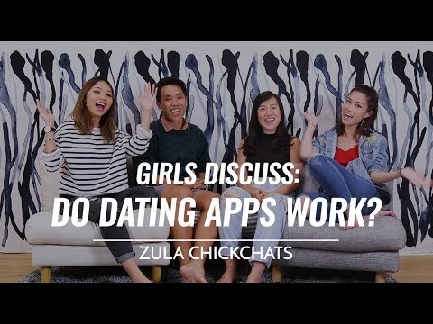 Do Dating Apps Really Work? | ZULA ChickChats | EP 8