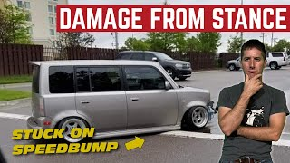 Here's Why You Should NEVER Stance Your Car *My Scion xB Is RUINED*