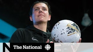 Christine Sinclair going for gold at 2020 Olympics