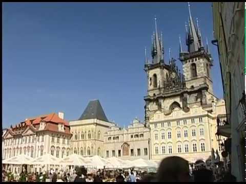 Легенды старой Праги. Собор Святого Вита, Пражский Град