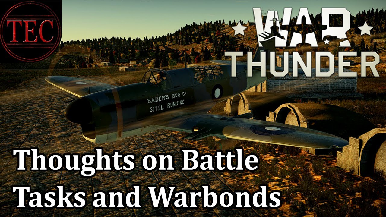 war thunder warbonds
