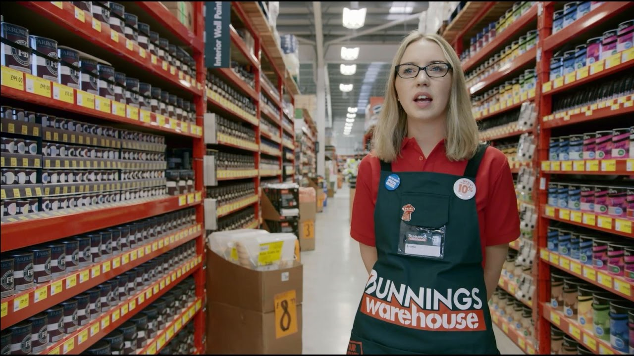 bunnings warehouse - emma  complex manager  hatfield road  st albans