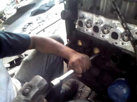 Sellos De Motor Chevy 1 4 Youtube