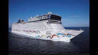 NCL Epic Mediterranean Cruise 2017 HD