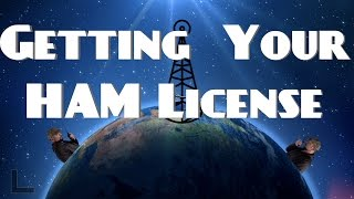 Getting Your HAM Amateur Radio Technicians License