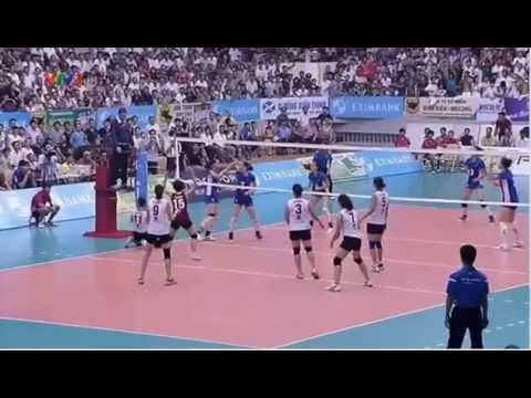 Vietnam vs Jiangsu (Chung kết/Final) - VTV Cup 2013