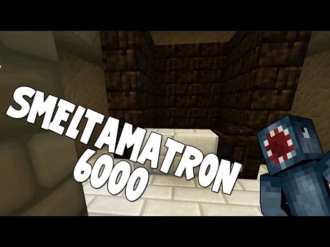 Minecraft - Mission To Mars - Smeltamatron 6000! [4] - iBallisticSquid  - bYF3gAO9KQ4 -