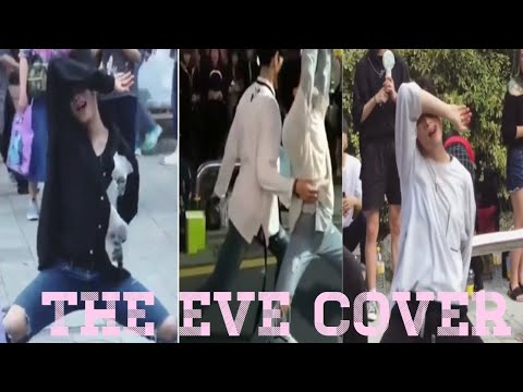 The eve ( exo cover)